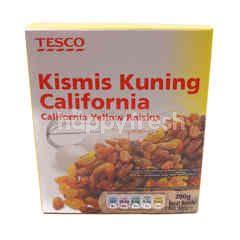 Tesco California Yellow Raisins