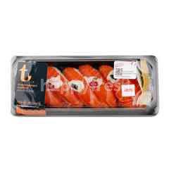 Thammachart Seafood Salmon Sushi
