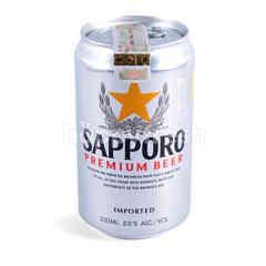 Sapporo Ichiban Premium Beer