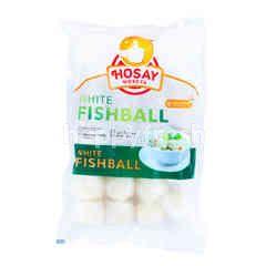 Hoseya Bakso Ikan Putih