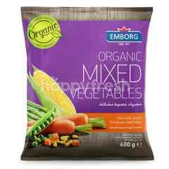 Emborg Organic Mixed Vegetables