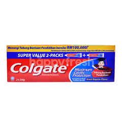 Colgate Maximum Cavity Protection Toothpaste (2 Pieces)