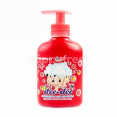 Dee-Dee Shampoo Strawberry Fragrance
