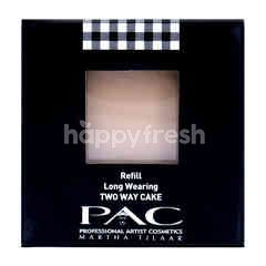 PAC Long Wearing Two Way Cake 01 Nude Refill