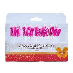 Birthday Candle Set