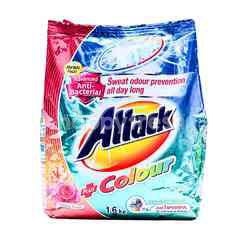Attack Colour Ultra Detergent