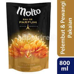 Molto Eau De Parfum Glamour Fabric Conditioner
