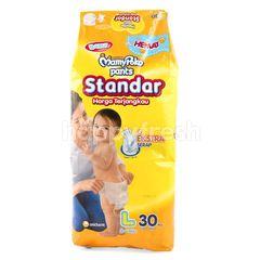 MamyPoko Standard Baby Pants Diapers L (30 pieces)