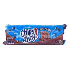 Chips Ahoy! Choco Delight Chocolate Chip Cookies