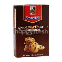 Arsenal Chocolate Chip Cookies