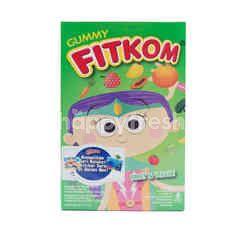 Fitkom Gummy Fruit & Veggie