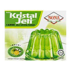 NONA Jelly Crystal Lime