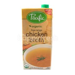 Pasific Organic Free Range Chicken Broth