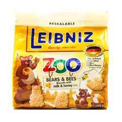 Bahlsen Zoo Bears & Bees Biscuits