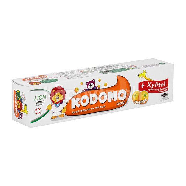 Kodomo Lion Orange