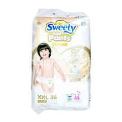 Sweety Pantz Gold Size XXL (36 pieces)