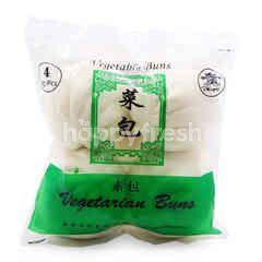Vegetarian Buns Vegetable Bun (4 Pieces)