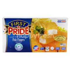 First Pride Fish Fingers