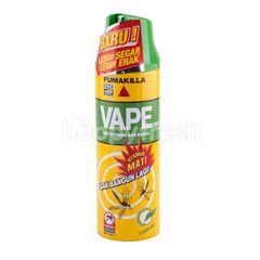 Vape Anti Nyamuk Semprot Aroma Teh Hijau