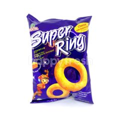 Super Ring Cheese Flavoured Snack