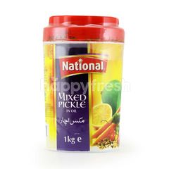National Mixed Pickle In Oil