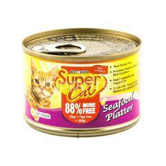 Best In Show Super Cat Seafood Platter