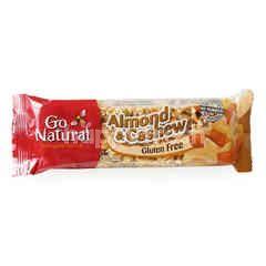 GO NATURAL Almond dan Kacang Mede