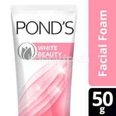 Pond's White Beauty Pinkish White Facial Foam