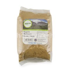 HIMALAYA FOOD Organic Molasses Brown Sugar