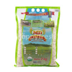 MD Organic White and Red Rice
