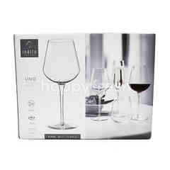 InAlto Uno Small Crystal Glass