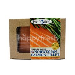 Pacific Catch Fillet Ikan Salmon Norwegia