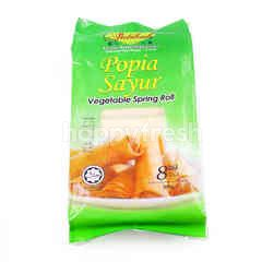 Fatihah Vegetables Spring Roll (8 Pieces)