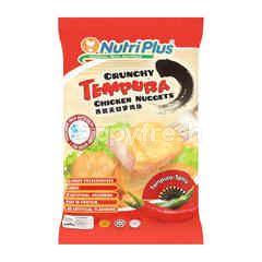 NUTRI PLUS Crunchy Tempura Chicken Nuggets Spicy