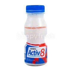Yoforia Activ 8 Minuman Susu Berfermentasi