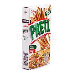 Glico Pretz Stick Biscuits Pizza