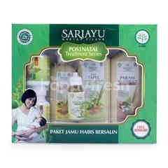 Sariayu Postnatal Treatment Series