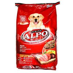 Alpo Adult Dog Food With Beef Liver Vegetables Flavor