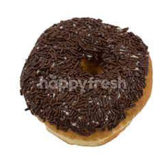 Vineth Bakery Donut Cokelat