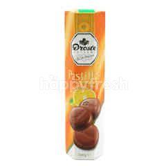 Droste Pastilles Orange Crisp Chocolate