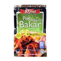 Aynuf Grilled Chicken Paste