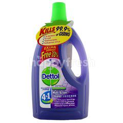 Dettol Disinfectant Multi-Action Cleaner Fresh Lavender