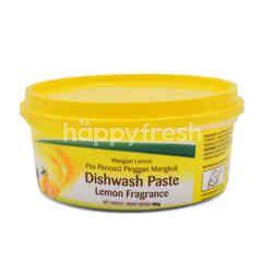 Lemon Fragrance Dishwash Paste