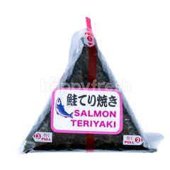 Onigiri Salmon Teriyaki