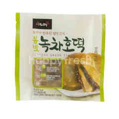 แซงวอน ขนมหวานสอดไส้ชาเขียว