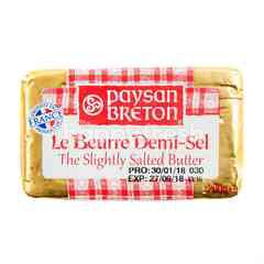 Paysan Breton The Slightly Salted Butter