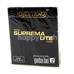 Okamoto Suprema Lite 49 mm Condom