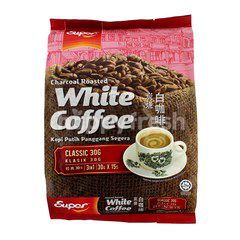 Super Charcoal Roasted White Coffee Classic (15 Sachets)