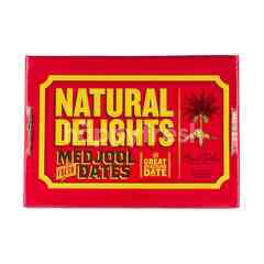 Bard Valley Natural Delights Fresh Medjool Dates