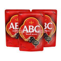 ABC Sweet Soy Sauce Triplepack